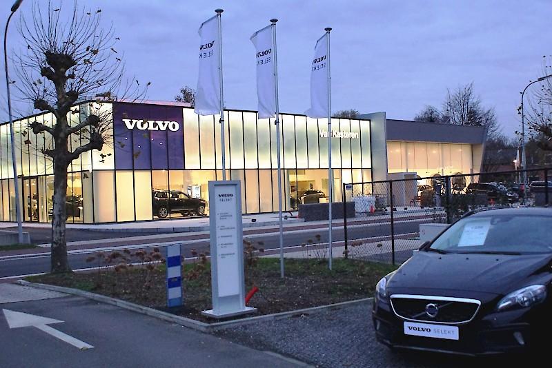 Elektrotechnieken Volvo Van Kasteren